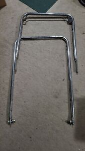JOHN DEERE 14SB LAWN MOWER, SET OF UPPER AND LOWER HANDLES