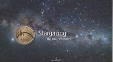 **2009  Australian Stargazing $1 coin in card**