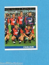 TUTTO CALCIO '94/95-SERVICE LINE-Figurina n.39- SQUADRA DX - CAGLIARI -NEW