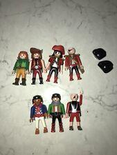 Geobra Pirate Figure Lot 1993-2006