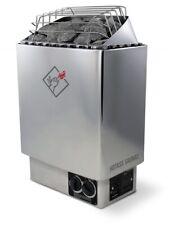 New! Hotass Saunas HomeHeat H300 3kW, Stainless Steel Electric Sauna Heater
