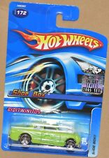 HOT WHEELS 2005 SHOE BOX FACTORY SEALED