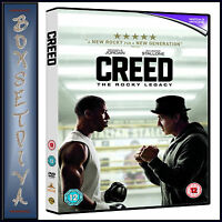 CREED - THE ROCKY LEGACY  *BRAND NEW DVD***