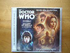 Doctor Who Gallery of Ghouls, 2016 Big Finish audio book CD