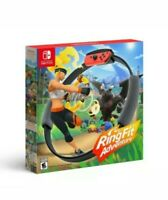 NEW Nintendo Switch Ring Fit Adventure Standard Edition 2019 Brand New Fast Ship