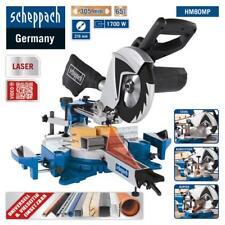 Scheppach Kapp SEGA 1700w, una sega per tutti i materiali - 216/305mm - hm80mp