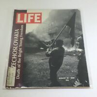 VTG Life Magazine: August 30 1968 - Death of the Bright Young Freedom