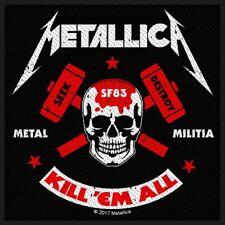 Metallica Milizia Patch/Patch 602800 #