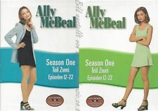 Ally McBeal: Season 1.2 Collection [3 DVDs] -- Calista Flockhart, Peter MacNicol