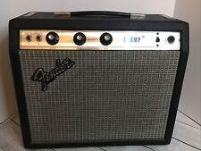 Vintage 1978 FenderSilverface Champ All Tube Gutiar Amp Amplifier VGC