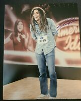 JASON CASTRO SIGNED 8X10 PHOTO AMERICAN IDOL C W/COA+PROOF RARE WOW