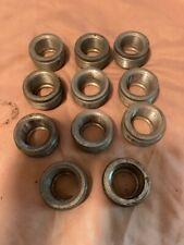 """11 RE53 1-1/2""""x1"""" conduit reducing bushing CH ECM CLI CLII CLIII zinc steel"""