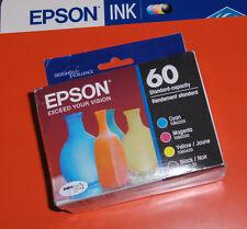 2016 Set Epson 60 T060 Ink TO60120BCS_CX3800 4200 4800 5800F 7800 C68,88