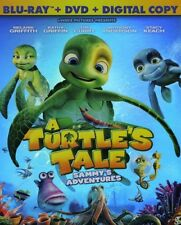 A Turtle's Tale: Sammy's Adventures [New Blu-ray] With DVD