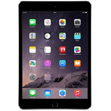 "Apple iPad Mini 3 7.9"" Retina Display WiFi 64GB Tablet - Space Gray - MGGQ2LL/A"