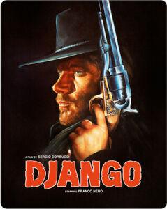 Django (SteelbooK) [New Blu-ray] Ltd Ed, Steelbook