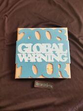 BigBang 2008 Global Warning & Taeyang Hot Concert DVDs (Blue Version) kpop