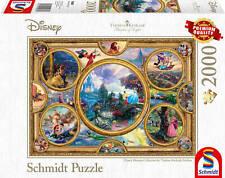 Schmidt Puzzle Thomas Kinkade: Disney Dreams Collection Puzzle - 2000 Teile (59607)