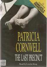 Patricia Cornwell - The Last Precinct (14xCass A/Book 2001) Scarpetta 11