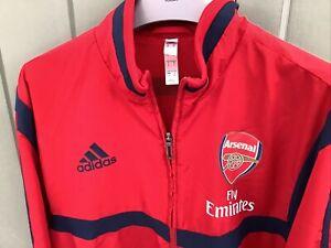 Arsenal Football Jacket adidas Uk Large