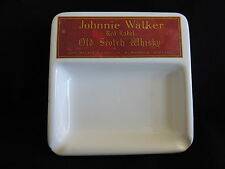 ASH TRAY - JOHNNIE WALKER RED LABEL OLD SCOTCH WHISKY-147 x 148mm