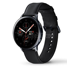 Original SAMSUNG GALAXY Watch Active2 Stainless Steel 44mm SM-R820 - Black