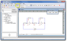 Electrical PCB Circuit Diagram  drawing design CAD Software for Windows