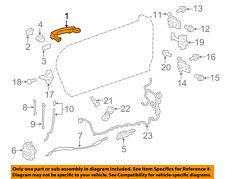 GM OEM-Outside Exterior Door Handle 92233089