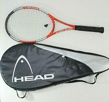 """HEAD Liquidmetal Radical L4 Racquet 107 Sq. Inch Head - 4 3/8"""" with Case"""