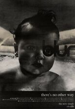 20/4/91 Pgn07 Advert: Blur The New Single theres No Other Way & Tour 10x7
