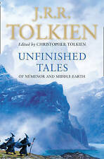 Unfinished Tales: of Numenor and Middle-Earth by J. R. R. Tolkien (Paperback,...