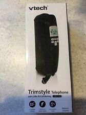 Black VTech Home Telephone W Caller ID FREE SHIPPING