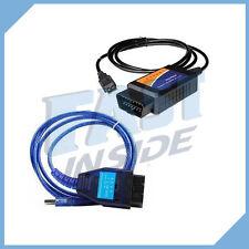DIAGNOSI AUTO V1.4 + KKL VAG COM 409.1 FIAT PUNTO ALFA 147 156 LANCIA YPSILON