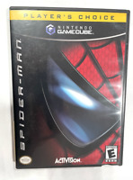 Spider-Man Nintendo GameCube Complete CIB Tested ++ Working !