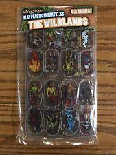 Flat Plastic Miniatures: Wildlands