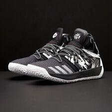 76161dabd83 adidas Harden Vol.2 II Traffic Jam James Black White Grey AH2217 Men s 9.5  Shoes