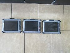 Lots of 3 pcs of Xplore iX104 C4 Tablet ,1.2GHz + GPS boot to bios sold as is!!