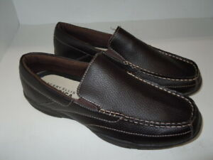Perry Ellis America U11F079A-18 Men's Size 9 M-- Dark Brown