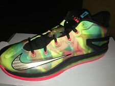 Nike Lebron 11 XI Low Multi Color SE Championship Pack South Beach Palmer 13
