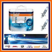 2X Osram Cool Blue Intense H1 12V 55W Xenon Look 4000k ABBLENDLICHT Aufolampen