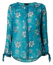 Polyester Blouses for Women with Buttons