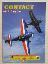 CONTACT AIR SALON N° 43 BA 701 SALON DE PROVENCE EQUIPE DE VOLTIGE NEDEX FUSCO