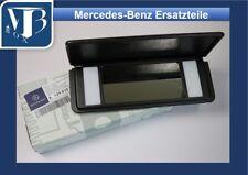 Orig. Mercedes-Benz  A124 W124 Cabrio schwarzer Schminkspiegel  für Sonnenblende