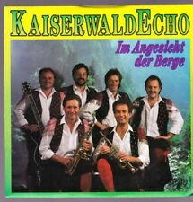 Deutsche Volksmusik Vinyl-Schallplatten-Singles mit deutscher Musik
