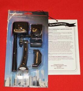 Vanguard 3 in 1 Car Window Mount Kit for Camera, Binocular, Spotting Scope New
