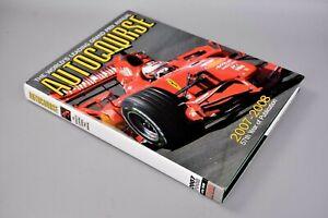 Autocourse Grand Prix Annual, 2007-2008