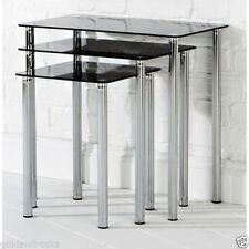 Unbranded Glass Contemporary Tables