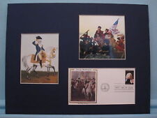 Washington Crosses the Delaware & First day Cover