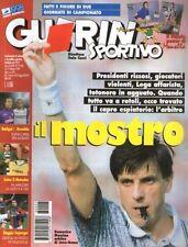 RIVISTA=GUERIN SPORTIVO=N°7 1998=SALAS=BAGGIO SUPERGOL=NO POSTER
