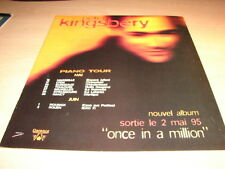 PETER KINGSBERRY - PIANO TOUR!!!!!1!FRENCH PRESS ADVERT
